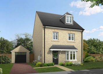 "Thumbnail 4 bedroom detached house for sale in ""Buxton"" at Roes Lane, Crich, Matlock"