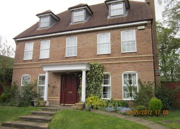 Thumbnail 5 bed detached house to rent in Chestnut Drive, Stretton Hall