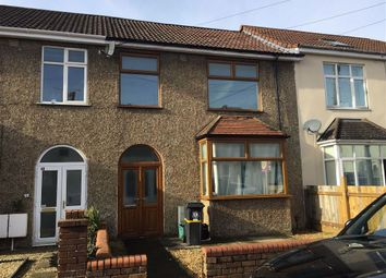 3 bed terraced house to rent in Bellevue Road, St George, Bristol BS5
