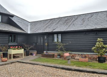 Thumbnail 1 bed flat to rent in Oak Park, Stanstead Road, Hunsdon, Hertfordshire