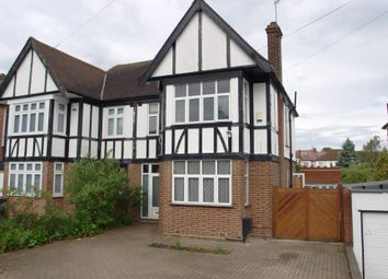 Thumbnail 3 bedroom semi-detached house to rent in Prince George Avenue, London