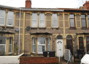 Thumbnail 2 bed flat to rent in Vicarage Road, Redfield, Bristol