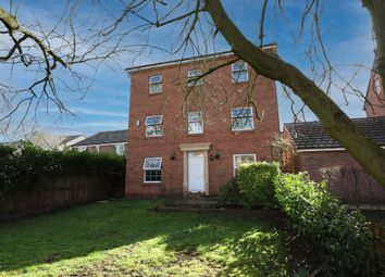 Thumbnail 5 bed detached house for sale in Beacon Grove, Stone