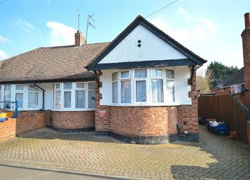 Thumbnail 2 bed semi-detached bungalow for sale in Lyncroft Way, Kingsthorpe Hollow, Northampton