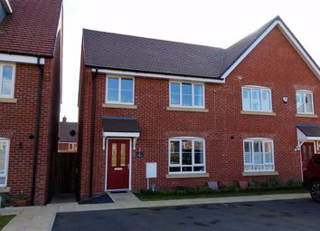 4 bed semi-detached house for sale in Stonemason Close, Woodford Halse, Northamptonshire NN11