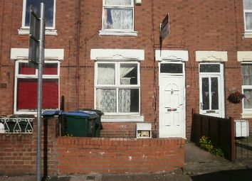 Thumbnail 3 bed terraced house to rent in St. Georges Road, Coventry