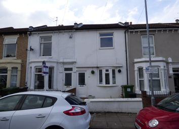 Thumbnail 2 bed terraced house to rent in Nelson Avenue, Portsmouth
