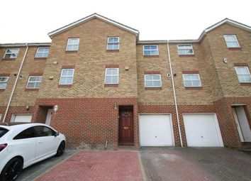 Thumbnail 4 bedroom terraced house for sale in Valley Gardens, Mounts Road, Greenhithe, Kent