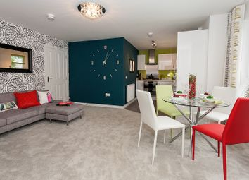 Thumbnail 2 bedroom flat for sale in Apartment B, Pyrus, Springfield Gardens, Glasgow