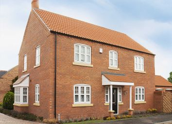 Thumbnail 4 bed detached house for sale in Plot 43, The Thornton, The Swale, Corringham Road