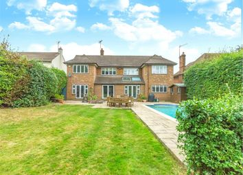 Thumbnail 5 bedroom detached house for sale in Mymms Drive, Brookmans Park, Hatfield