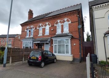 Thumbnail 7 bed semi-detached house for sale in Shirley Road, Acocks Green, Birmingham, West Midlands