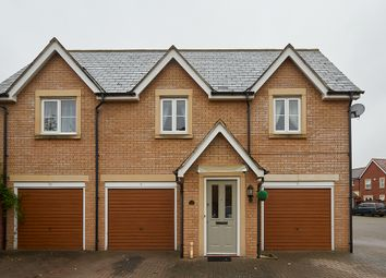Thumbnail 2 bed mews house for sale in Doulton Close, Swindon