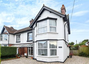 Thumbnail 3 bed semi-detached house for sale in King Edward Road, Axminster, Devon