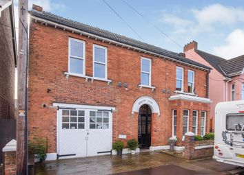 Thumbnail 5 bedroom detached house for sale in Station Road, Bedford