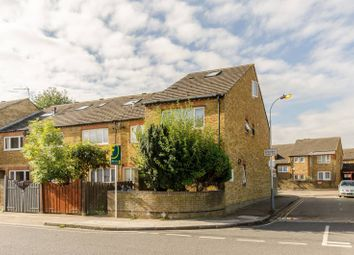 Thumbnail 3 bed end terrace house for sale in Stevenage Road, Fulham