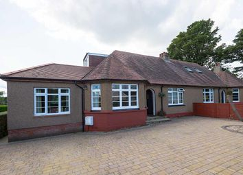 Thumbnail 5 bed semi-detached bungalow for sale in Hawkcraig Road, Aberdour, Burntisland