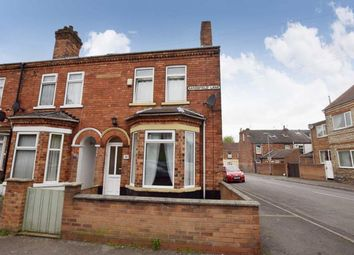Thumbnail 3 bed end terrace house to rent in Sandsfield Lane, Gainsborough