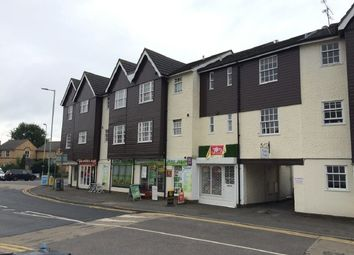Thumbnail 1 bed flat to rent in West Road, Sawbridgeworth