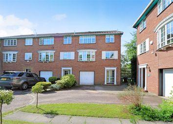 Thumbnail 3 bed town house for sale in Lynton Lane, Alderley Edge