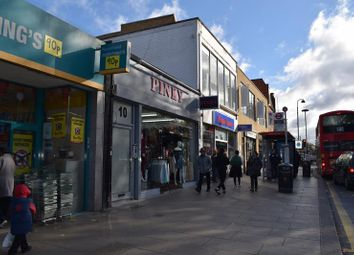 Thumbnail Retail premises to let in 10 High Road, London