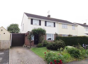 Thumbnail 3 bed semi-detached house for sale in White Lion Park, Malmesbury, Wiltshire