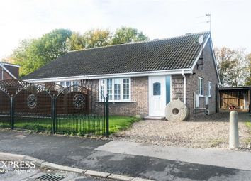 Thumbnail 2 bed semi-detached bungalow for sale in Plumtree Road, Thorngumbald, Hull, East Riding Of Yorkshire