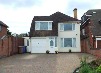 Thumbnail 3 bed detached house for sale in Little Aston Lane, Little Aston, Sutton Coldfield