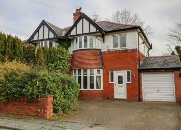 Thumbnail 3 bed semi-detached house for sale in Rhosleigh Avenue, Bolton
