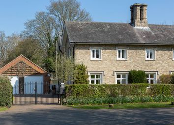 Thumbnail 3 bed semi-detached house for sale in The Street, Horringer, Bury St. Edmunds