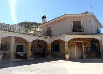 Thumbnail 5 bed villa for sale in Aspe, Valencia, Spain