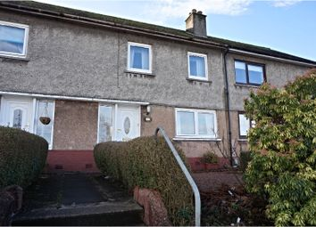 Thumbnail 2 bed terraced house for sale in Ivanhoe Road, Paisley