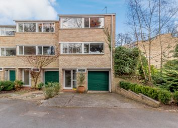 Thumbnail 4 bed town house for sale in Belmont, Weybridge