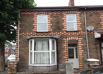 Thumbnail 6 bed end terrace house to rent in Windsor Road, Treforest, Pontypridd