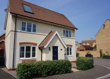 Thumbnail 4 bed detached house for sale in Stedeham Road, Bedford