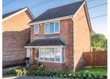 Thumbnail 3 bed link-detached house for sale in Crown Rise, Chertsey