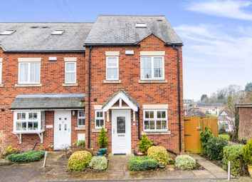 Thumbnail 3 bed town house for sale in Radcliffe Road, Stamford