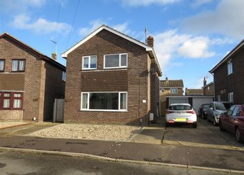 Thumbnail 4 bedroom detached house for sale in Lapwing Close, Bradwell, Great Yarmouth