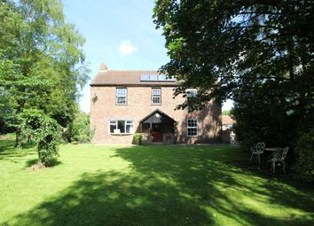 Thumbnail 4 bed detached house for sale in Fairholme Farmhouse, Benningholme, Hull