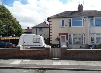 Thumbnail 2 bed semi-detached house for sale in Burnie Avenue, Bootle
