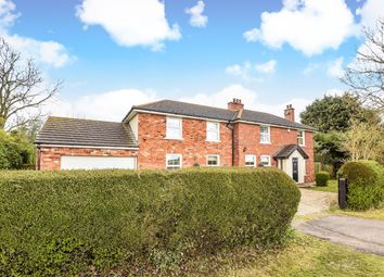 Thumbnail 5 bed detached house for sale in Main Road, Utterby, Louth