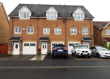 Thumbnail 3 bed terraced house for sale in Madison Park, Westhoughton, Bolton, Greater Manchester