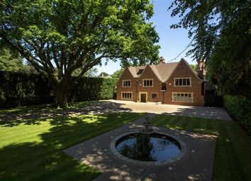 Thumbnail 6 bed detached house for sale in Ladywood Road, Four Oaks, Sutton Coldfield
