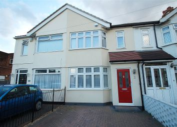 Thumbnail 3 bedroom terraced house for sale in Glenwood Avenue, Rainham