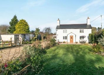 Thumbnail 3 bedroom detached house for sale in Top Y Lloc Lane, Lloc, Holywell, Flintshire