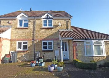 Thumbnail 2 bed terraced house for sale in Saunters Close, Wincanton