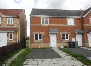 Thumbnail 2 bed terraced house to rent in Windermere Gardens, South Hetton, Co. Durham