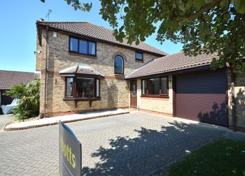 Thumbnail 4 bedroom detached house for sale in Churchfields, Shoeburyness, Southend-On-Sea, Essex