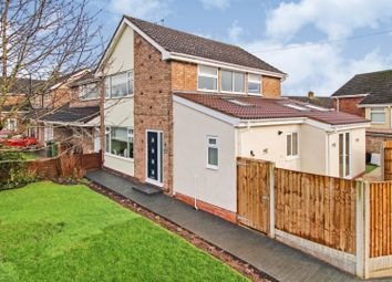 Thumbnail 3 bed semi-detached house for sale in Land Oak Drive, Kidderminster