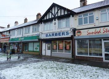Thumbnail Retail premises for sale in Mount Road, Birkenhead